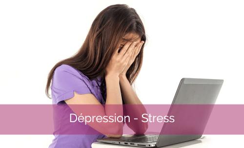 dépression stress hypnose